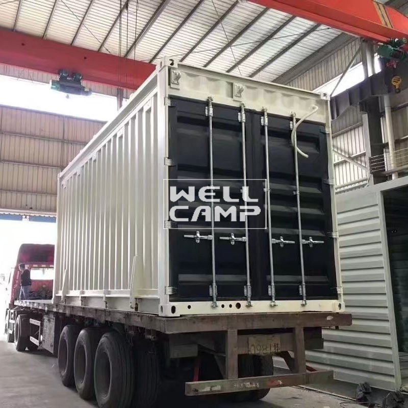 WELLCAMP Guangdong Wellcamp modified shipping container  Custom-made prefabricated resort  + S01 Shipping Container House image19
