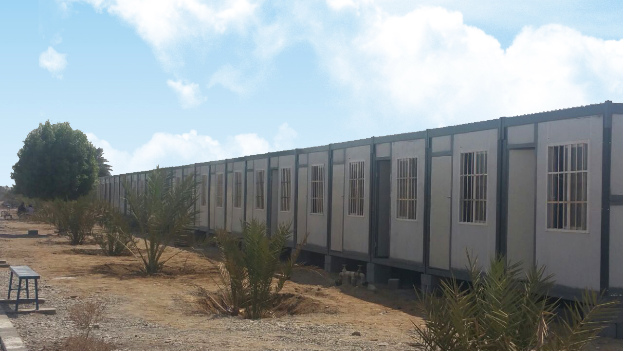 WELLCAMP-Magnitude Earthquake Hit Western Iran | Luxury Container Homes For Sale