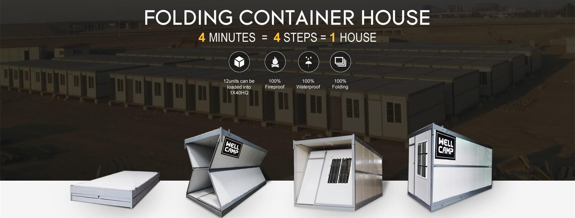 container houses manufacturer, container home supplier, China container house factory