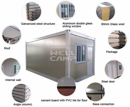 container house structure, container house installation, custom containers house