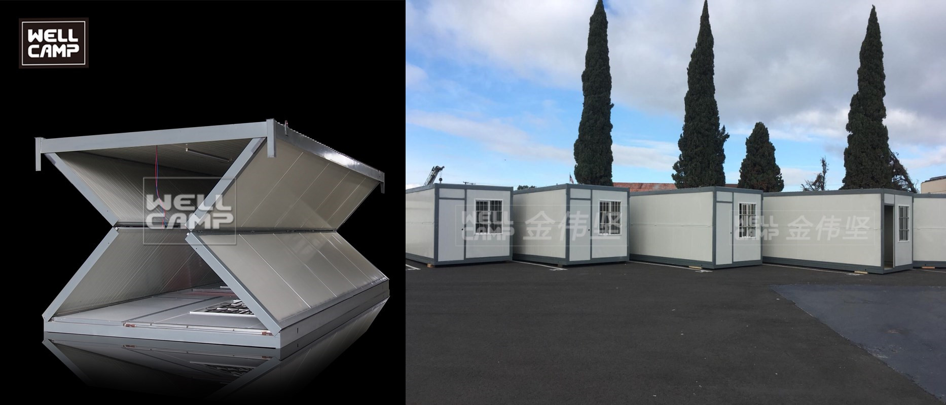 WELLCAMP-Why Container Houses Matter At Earthquake
