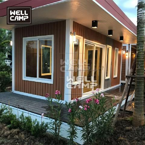 WELLCAMP-How Safe And Affordable Are Container Houses Prefab
