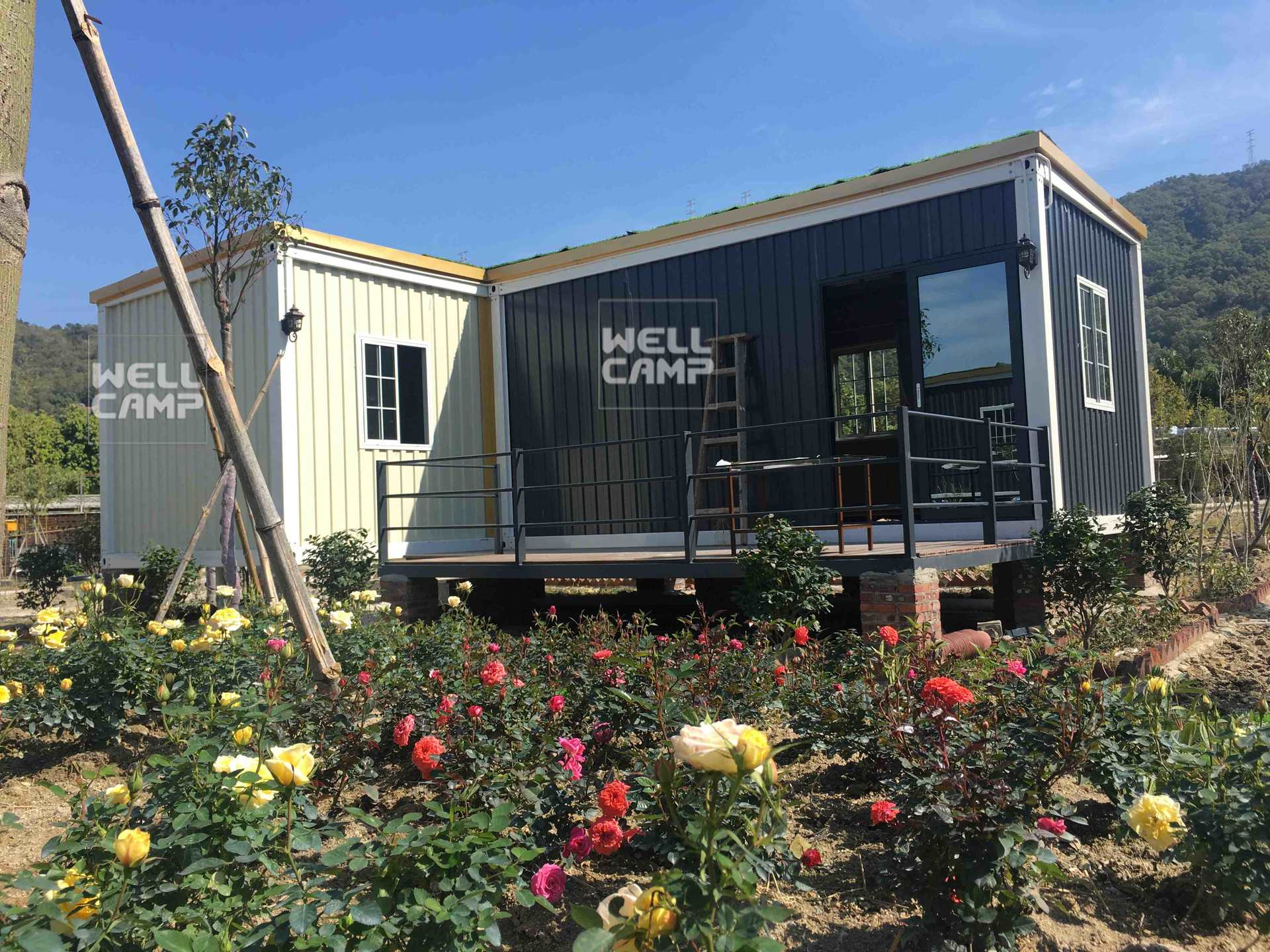 WELLCAMP-How Safe And Affordable Are Container Houses Prefab-1