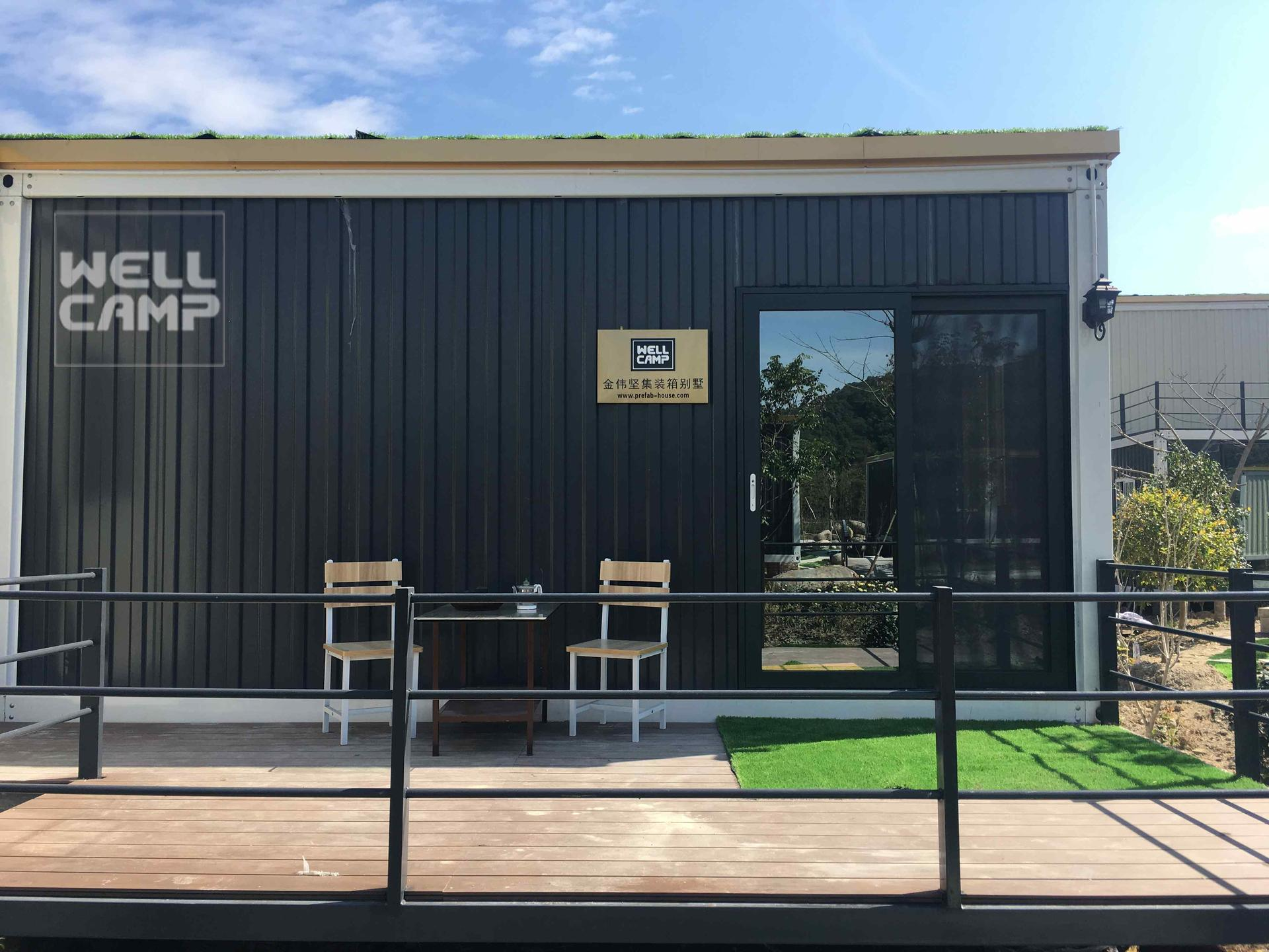 WELLCAMP-How Safe And Affordable Are Container Houses Prefab-2