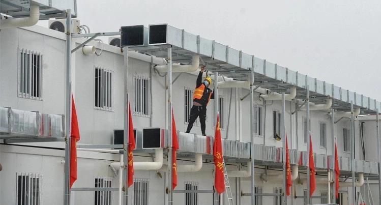 product-WELLCAMP-China Emergency Container Hospital for Coranavirus Modular Quarantine Hospital-img