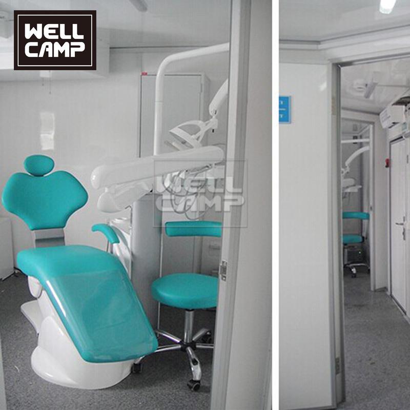 China Emergency Container Hospital for Coranavirus Modular Quarantine Hospital