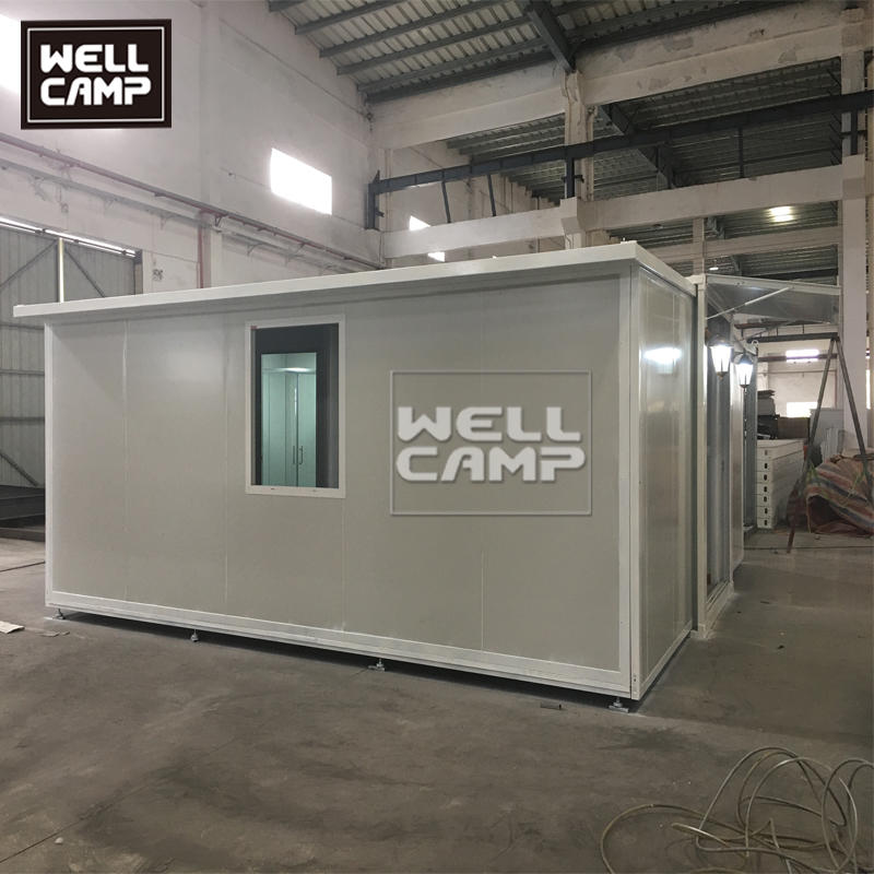 Prefabcriated Expandable Container Hospital for Coronavirus Isolation Quarantine