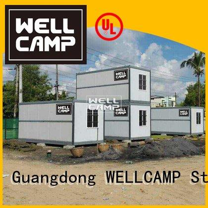 Hot foldable container easy WELLCAMP Brand