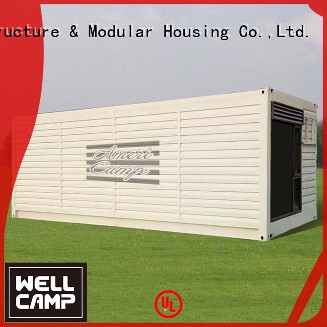 building shipping sandwich WELLCAMP Brand shipping container home builders supplier