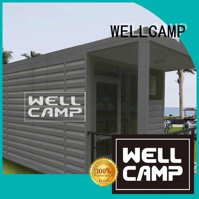 building container panel WELLCAMP shipping container home builders