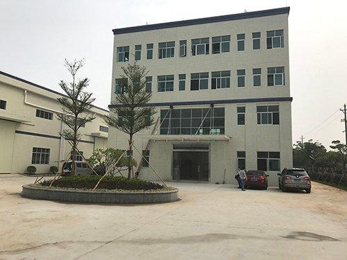 Wellcamp factory and office building