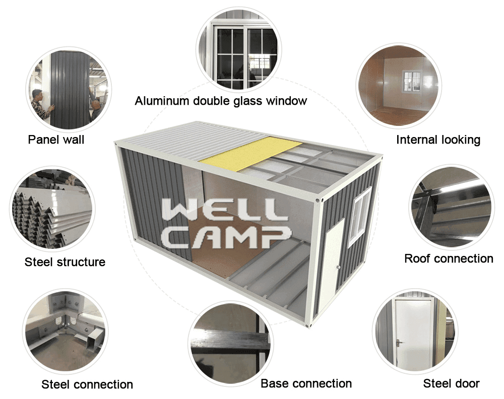 WELLCAMP custom container homes ripple fixed ieps slpendid