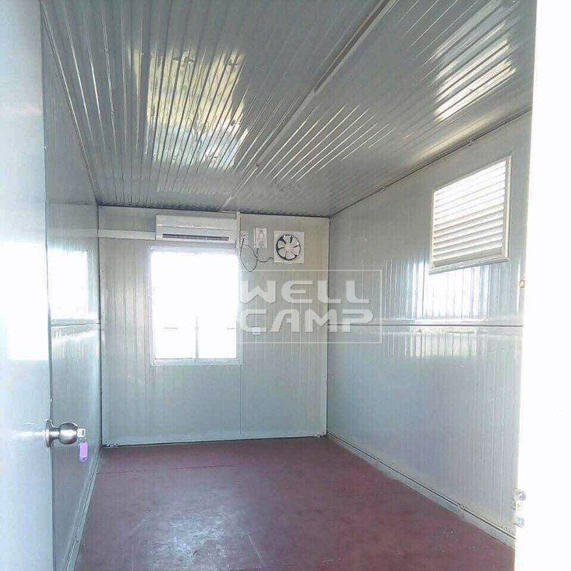 samll electrical foldable foldable container house WELLCAMP