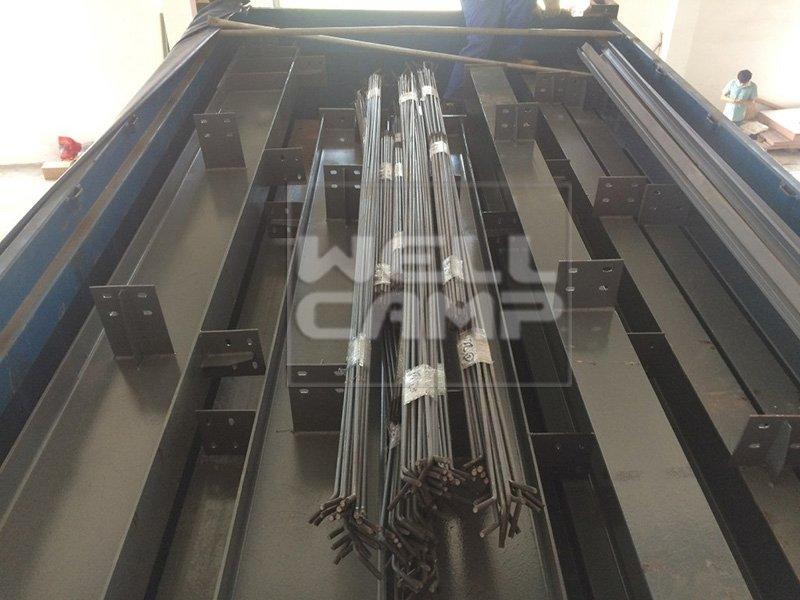 Wholesale structrual eps steel warehouse WELLCAMP Brand