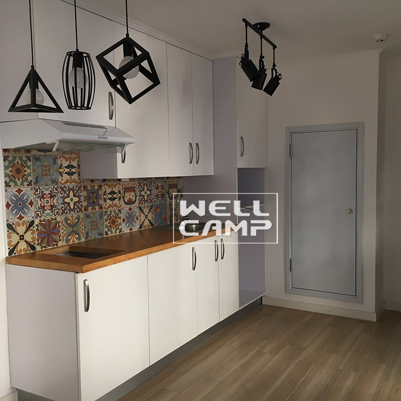 WELLCAMP The newest shipping container house design + S01 Shipping Container House image18