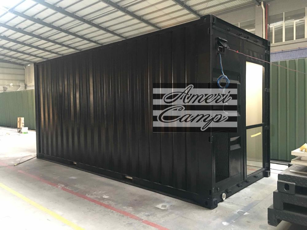 Homes Made Out Of Shipping Containers Easy Installed Prefabricated Shipping Container House Luxury Resort  -S05