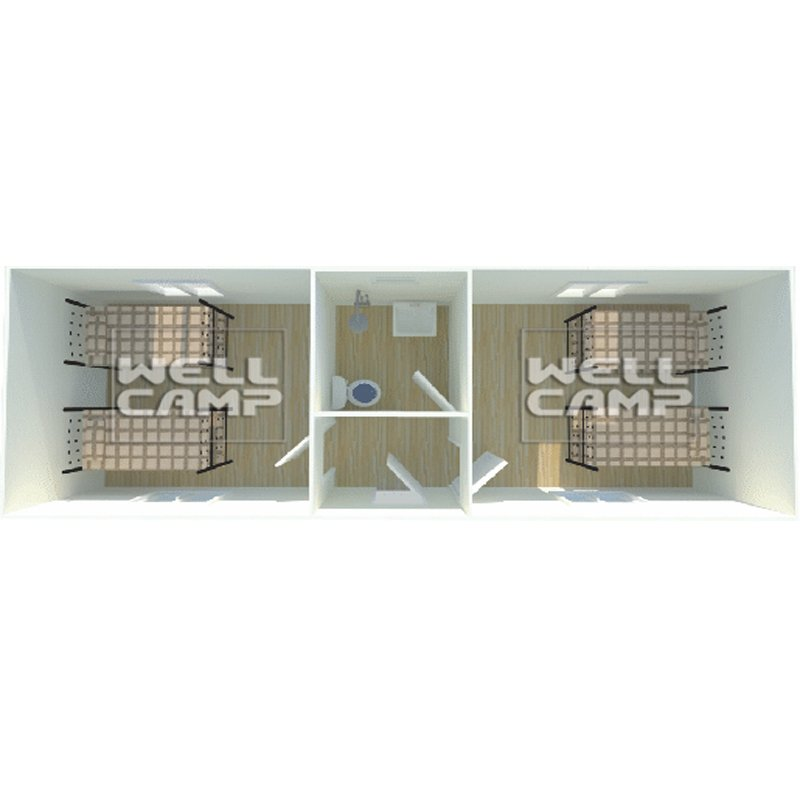 WELLCAMP-Best Steel Container Price Wellcamp Simple Sudan House Eps Sandwich Panel-1