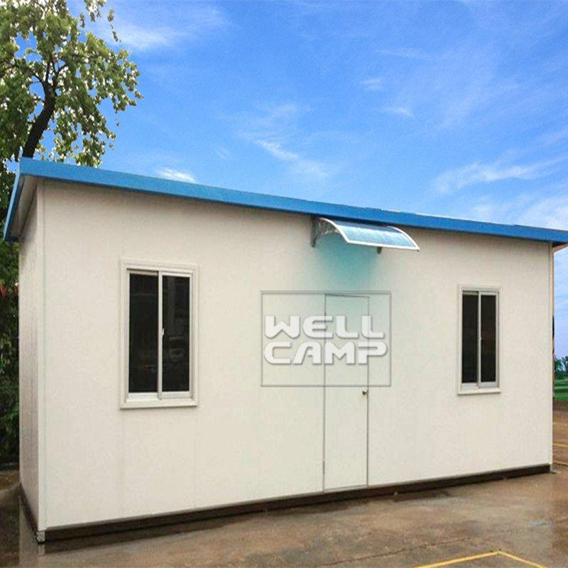 Wellcamp simple Sudan house EPS sandwich panel prefab living room & office Homes Built From Simple Design--C01