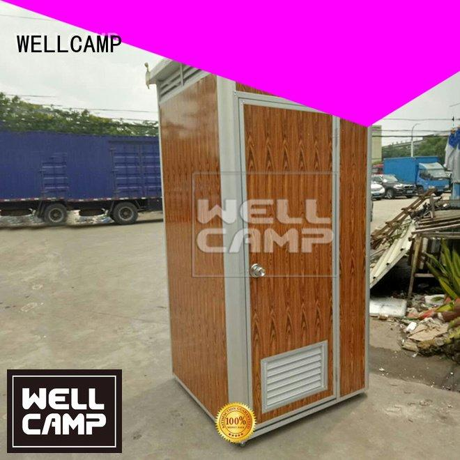 Hot plastic portable toilet panel portable chemical toilet eps WELLCAMP