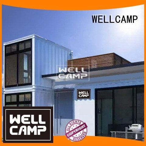WELLCAMP Brand portable modern removable container villa