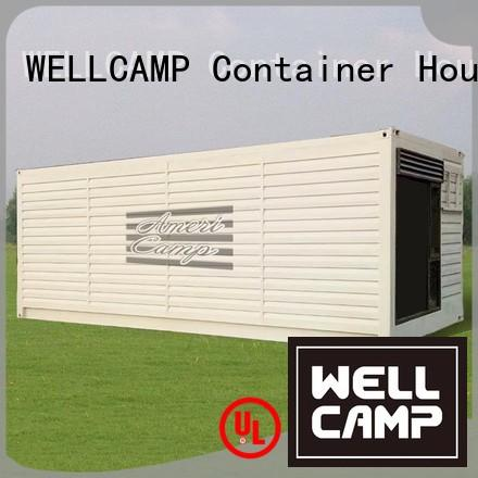 Wholesale 20gp houses made out of shipping containers WELLCAMP Brand