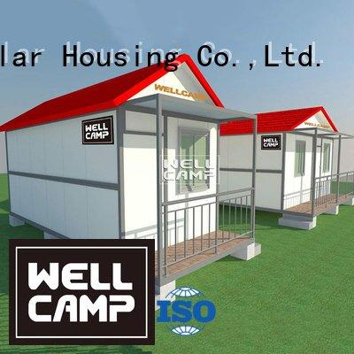 WELLCAMP resort floor slpendid custom container homes ripple