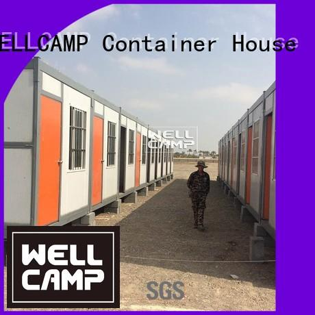 modern storey two foldable container economic WELLCAMP Brand