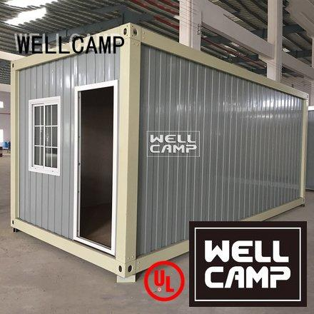WELLCAMP container house for sale assembly cross house sandwich