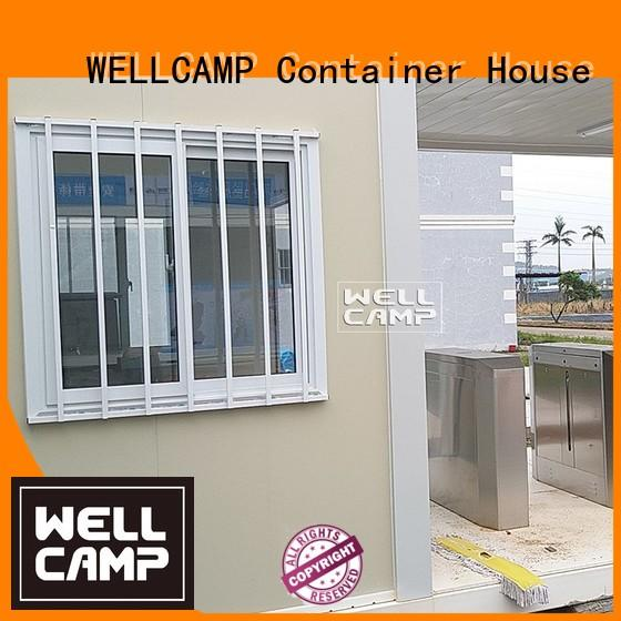 Hot flat pack 20 ft container move WELLCAMP Brand