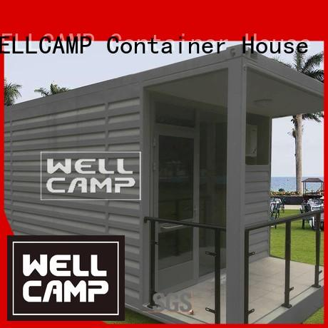 houses made out of shipping containers prefab panel modified Warranty WELLCAMP