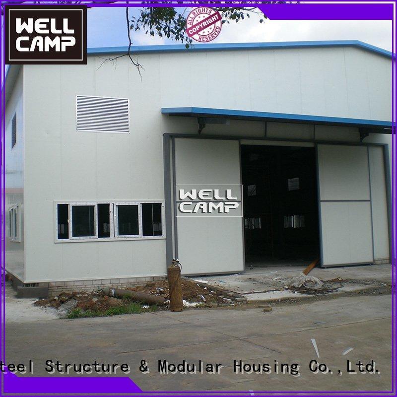 Hot steel chicken farm sheet WELLCAMP Brand