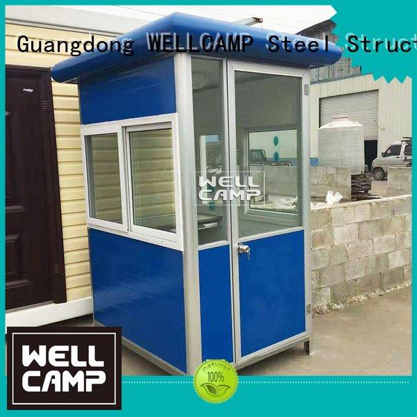 security booth for sale waterproof WELLCAMP Brand