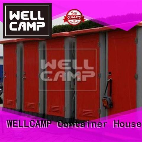 plastic portable toilet protable portable cabin portable chemical toilet manufacture