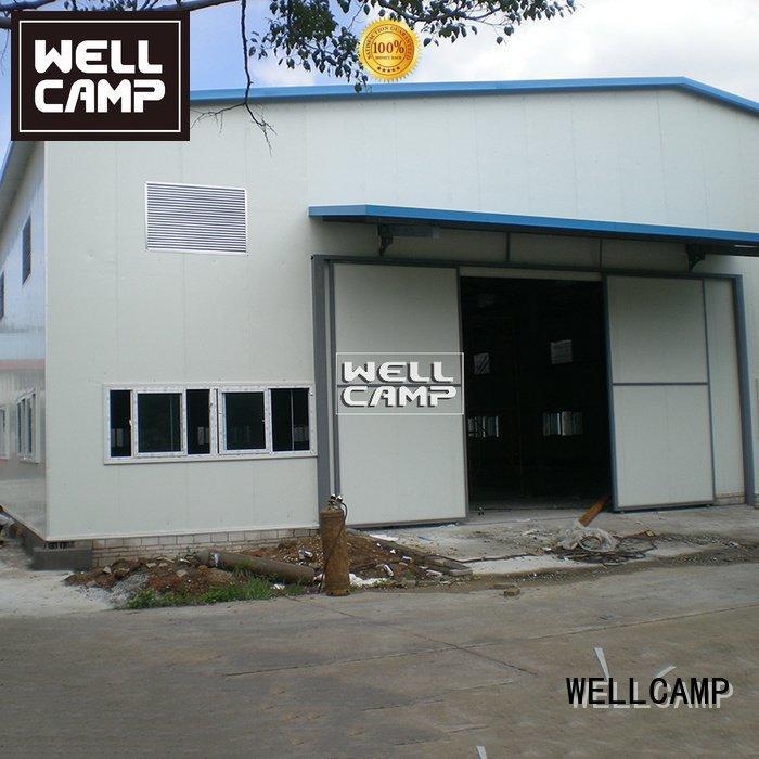 warehouse multifunctional farm WELLCAMP steel warehouse