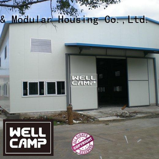 WELLCAMP Brand building steel chicken farm chicken prefabricated