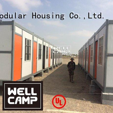 workshop solar ieps design WELLCAMP foldable container
