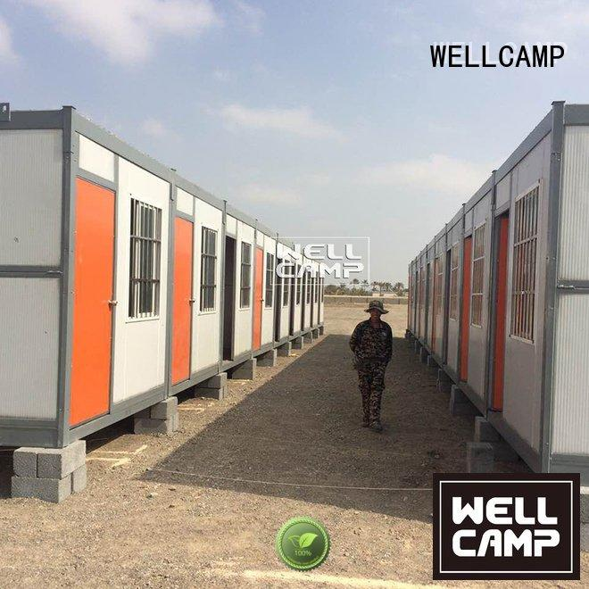 foldable container house storey foldable container design WELLCAMP