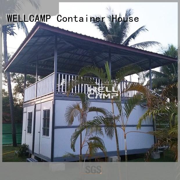 Wholesale container custom container homes house WELLCAMP Brand