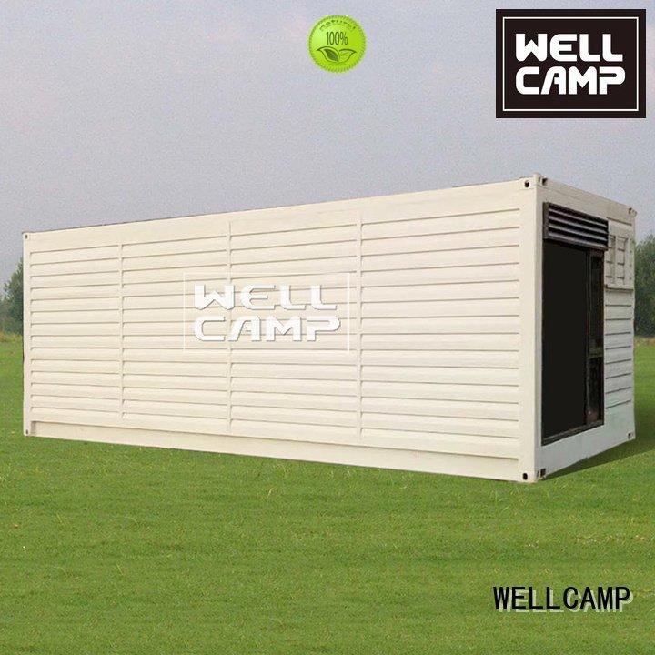 WELLCAMP Brand sentry prefab security security booth box