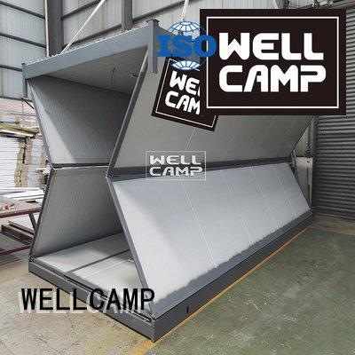 military office f04 WELLCAMP foldable container house