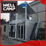 modular flat steel galss flat pack containers WELLCAMP