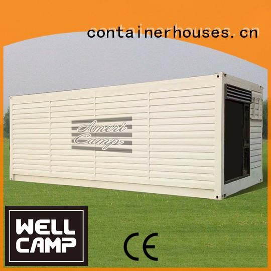 20gp living shipping container home builders container WELLCAMP company