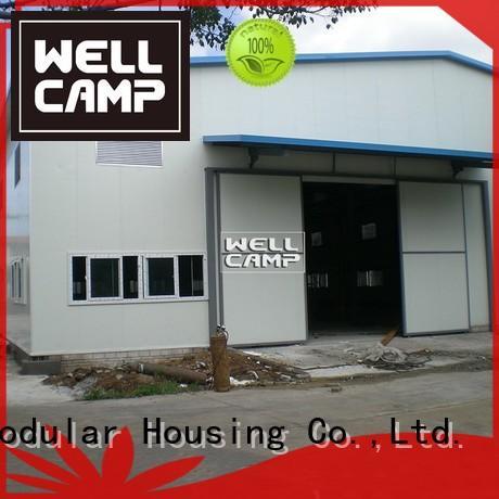Hot steel chicken farm frame WELLCAMP Brand