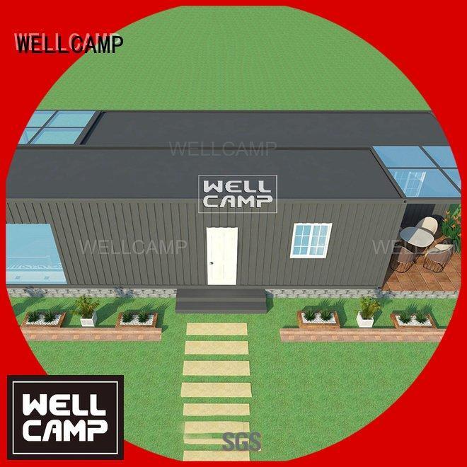 ecofriendly two container villa WELLCAMP Brand