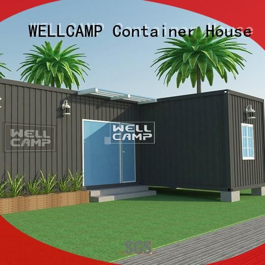 Wholesale container custom container homes WELLCAMP Brand
