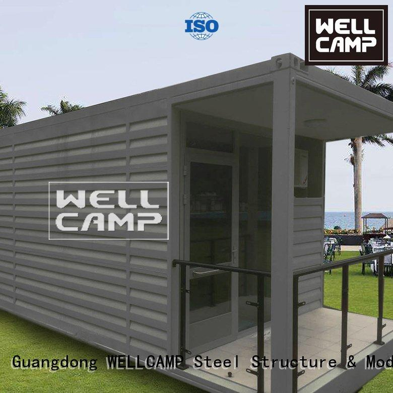 security booth for sale sentry sandwich OEM security booth WELLCAMP