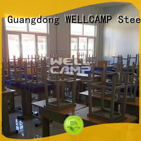 prefab classrooms WELLCAMP Brand company