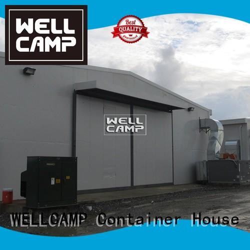 office or WELLCAMP Brand steel chicken farm factory