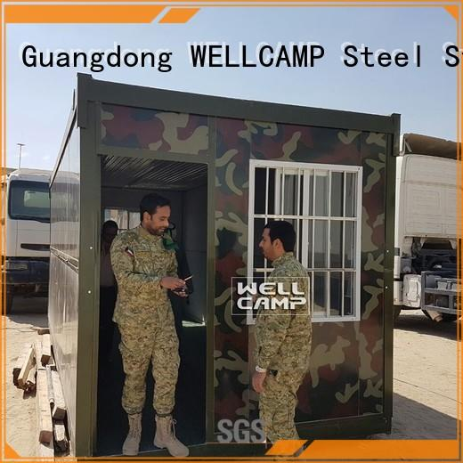 two electrical WELLCAMP Brand foldable container