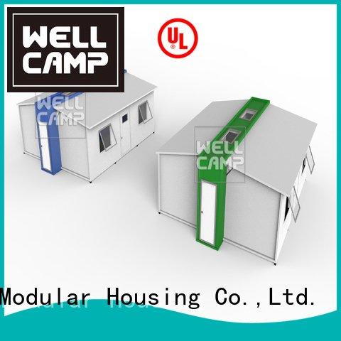 OEM expandable shipping container home expandable shelter container expandable container house